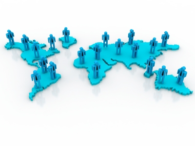 TBP en 105 países